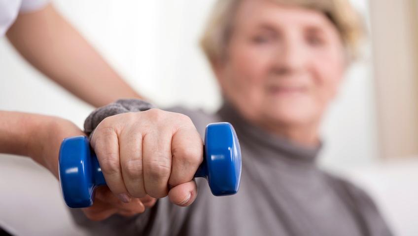 Krafttraining hilft gegen die Fatigue bei Krebs