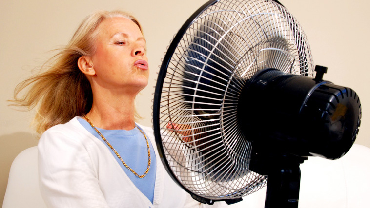Brustkrebs – Doktoren unterschätzen Hitzewallungen