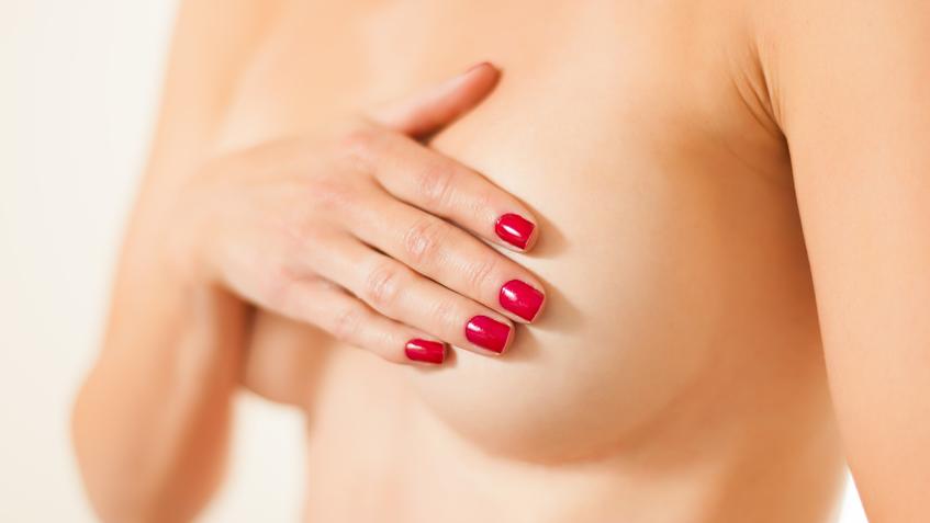 Brustkrebsverdacht: Bild statt Biopsie?