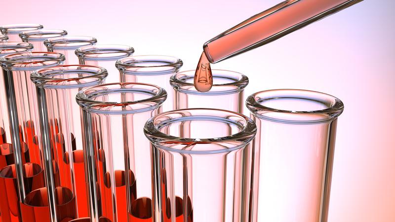 Brustkrebsfrüherkennung mit Blutstropfen