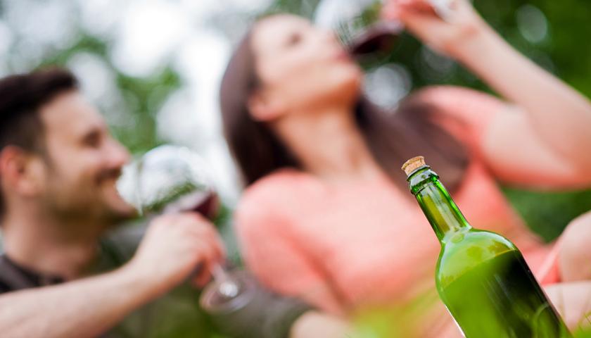 Alkohol verursacht sieben Krebsarten