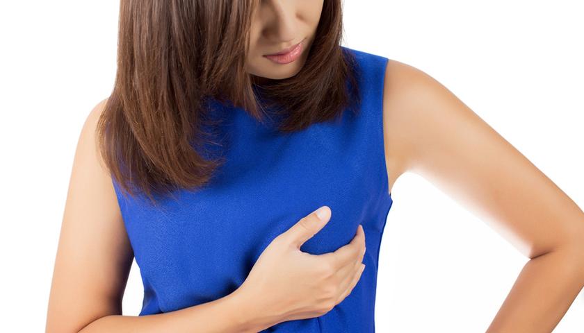 Knoten in der Brust ist nicht das einzige Brutkrebs-Symptom