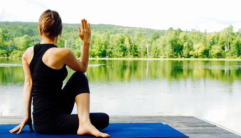 Brustkrebs: Musik, Meditation und Yoga als Therapiehelfer